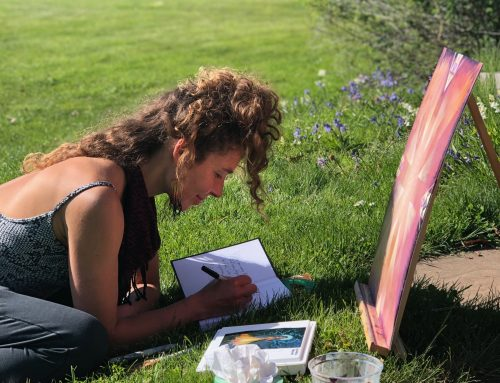 British Colombia – Soul Portraits Painting Retreat // May 30 – June 7, 2020