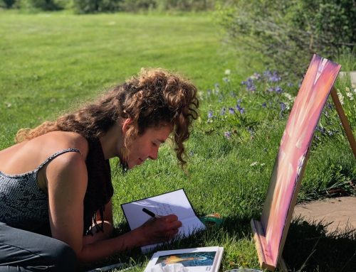 British Colombia – Soul Portraits Painting Retreat // May 31 – June 8, 2021